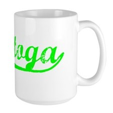 Vintage Saratoga (Green) Mug