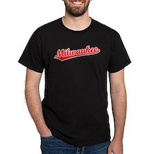 Retro Milwaukee (Red) T-Shirt