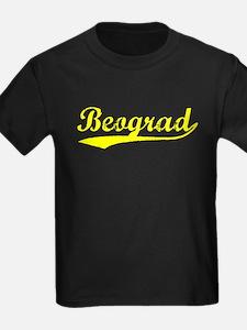 Vintage Beograd (Gold) T