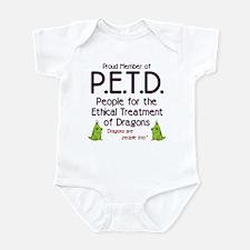 P.E.T.D. Infant Bodysuit