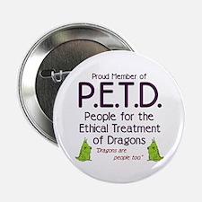 """P.E.T.D. 2.25"""" Button (10 pack)"""