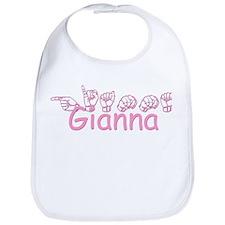 Gianna Bib