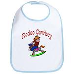 Rodeo Cowboy Bib