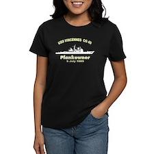 USS Vincennes Plankowner Tee