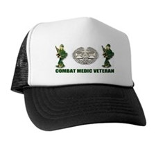COMBAT MEDIC VETERAN Hat