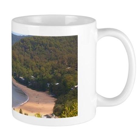 Pearl Beach, Central Coast Mug