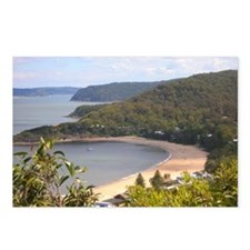 Pearl Beach, Central Coast Postcards (Pack of 8)