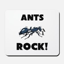 Ants Rock! Mousepad