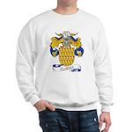 Claver Family Crest Sweatshirt