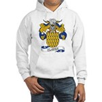 Claver Family Crest Hooded Sweatshirt