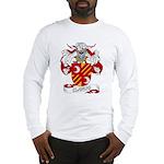 Clavijo Family Crest Long Sleeve T-Shirt