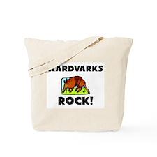 Aardvarks Rock! Tote Bag