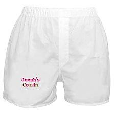 Jonah's Cousin Boxer Shorts