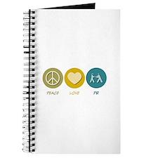 Peace Love PR Journal