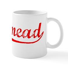 Vintage Rosemead (Red) Mug