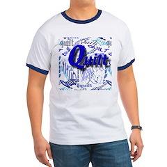 Quilt Blue T