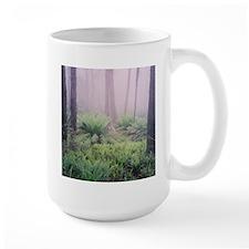 Misty Forest Photo, Victoria Mug