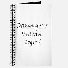 Damn your vulcan logic! Journal