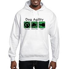 Dog Agility Jumper Hoody