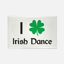 Irish Dance Rectangle Magnet