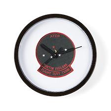 ATOP Flight Test Team Wall Clock