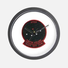 ATOP Flight Test Team Wall Clock