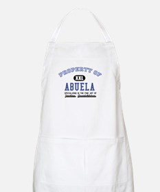 Property of Abuela BBQ Apron