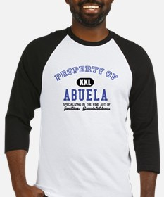 Property of Abuela Baseball Jersey