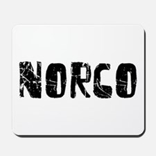 Norco Faded (Black) Mousepad