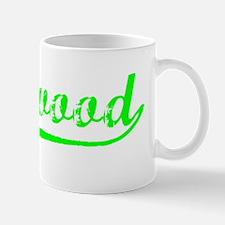 Vintage Sherwood (Green) Mug