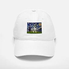Starry / Catahoula Leopard Dog Baseball Baseball Cap