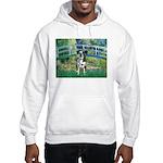 Bridge / Catahoula Leopard Dog Hooded Sweatshirt