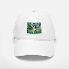 Bridge / Catahoula Leopard Dog Baseball Baseball Cap