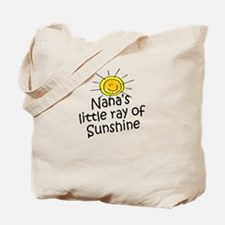 Nana's Sunshine Tote Bag