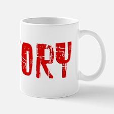 Hickory Faded (Red) Mug