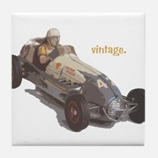 Agajarian Racer Tile Coaster