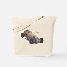 Agajarian Racer Tote Bag