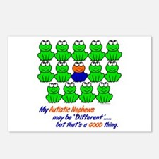 Different FROGS 1 (Nephews) Postcards (Package of
