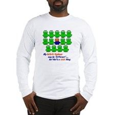 Different FROGS 1 (Nephews) Long Sleeve T-Shirt