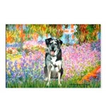 Garden / Catahoula Leopard Dog Postcards (Package