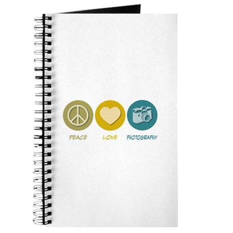 Peace Love Photography Journal