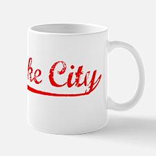 Vintage Salt Lake .. (Red) Mug