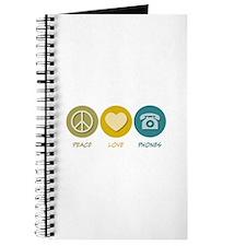 Peace Love Phones Journal