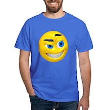 Up to No Good Face T-Shirt