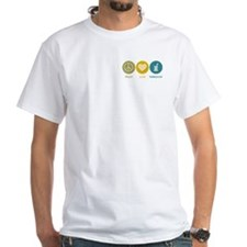 Peace Love Pharmacology Shirt