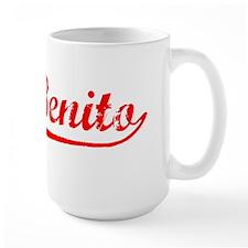 Vintage San Benito (Red) Mug