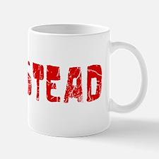 Homestead Faded (Red) Mug