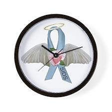 SIDS Ribbon Wall Clock