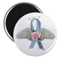 """SIDS Ribbon 2.25"""" Magnet (100 pack)"""