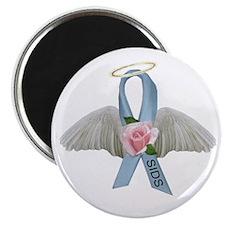 SIDS Ribbon Magnet